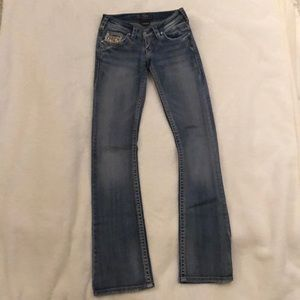 Silver Jeans Jeans - Size 24 Silver jeans